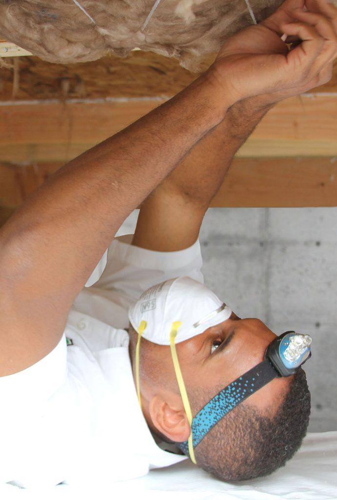 Northwest Insulation Floor Insutaltion