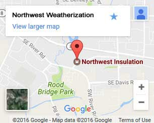 Northwest Weatherization on Google Maps